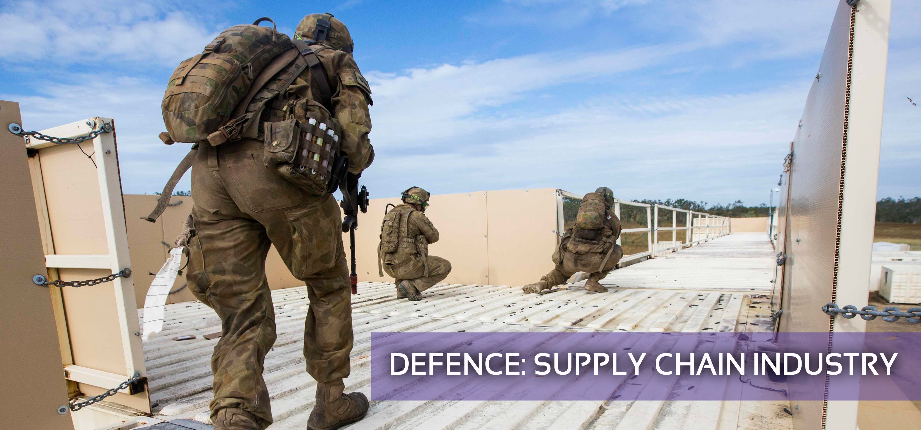 Defence Supply Chain Industry